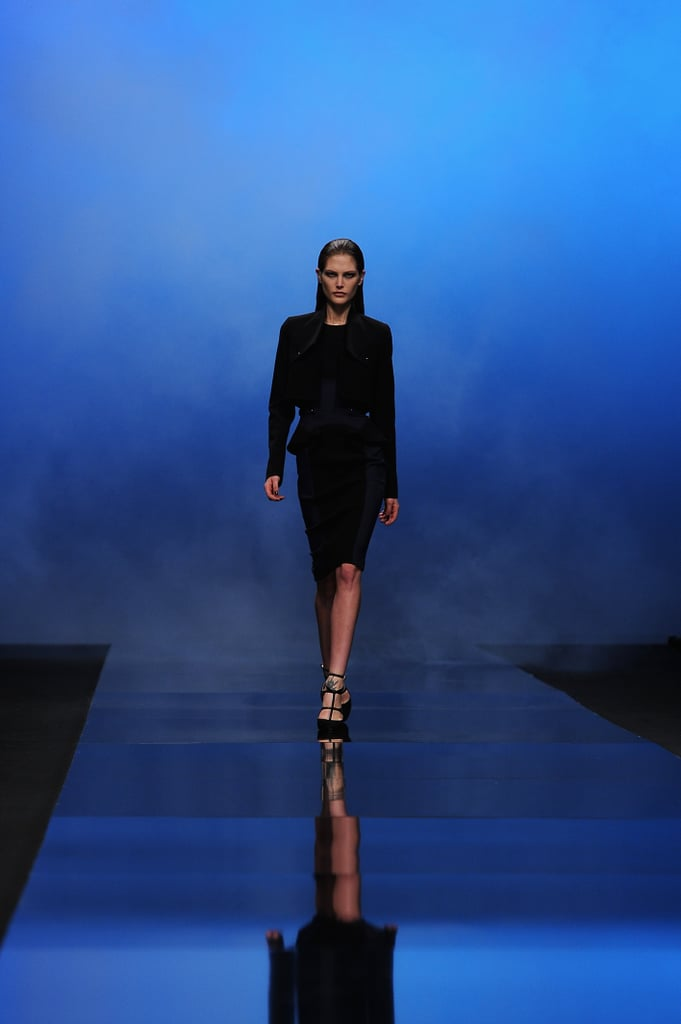 2013 Autumn Winter Paris Fashion Week: Elie Saab