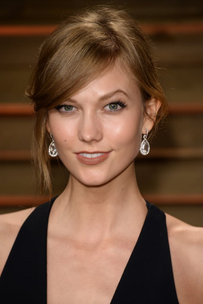 Karlie Kloss at Vanity Fair Party