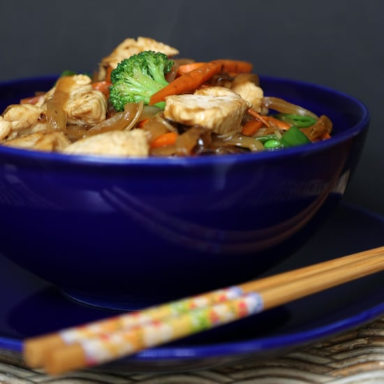 Chinese Take-In: Chicken Lo Mein