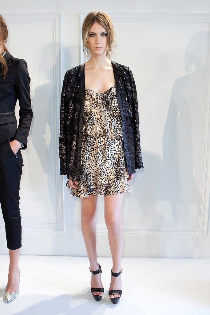 Rachel Zoe's flirty little dress would be perfect for date night.