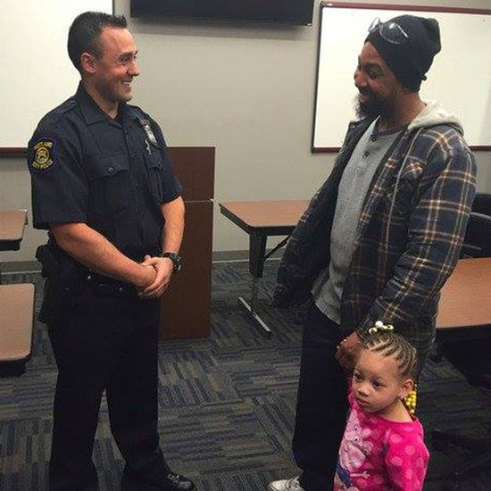 Police Officer Buys Dad a Car Seat Instead of Giving Ticket