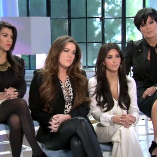 Barbara Walters Interviews the Kardashians 2011 | Video
