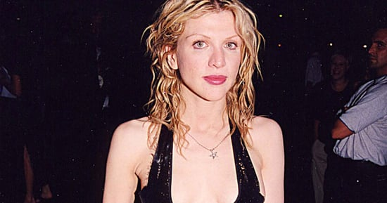 The Best Looks From Courtney Love, Queen of '90s Fashion