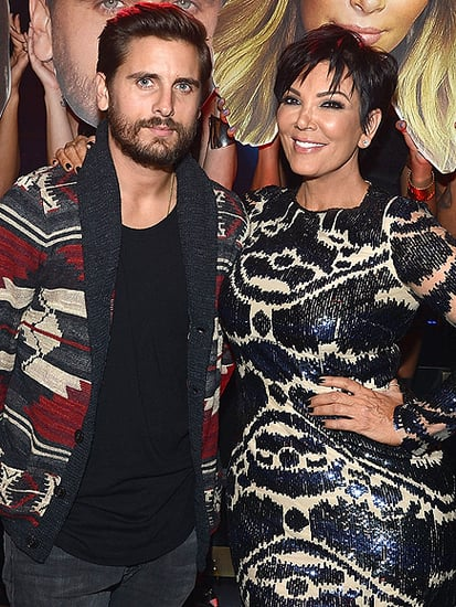 Kris Jenner Shares Touching Birthday Message with Scott Disick: 'I Am So Blessed to Be Able to Call You My Son