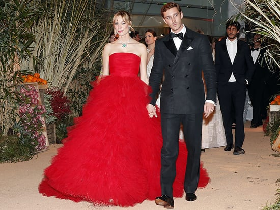 Beatrice Casiraghi Brings the Glamour for Night Out with Her New Royal In-Laws at Monaco's Rose Ball