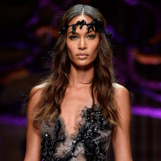 Joan Smalls Atelier Versace Runway and Red Carpet