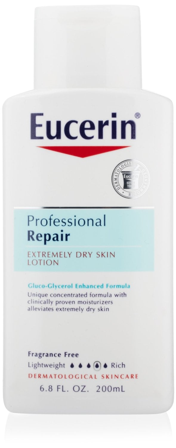 eucerin professional repair extremely dry skin lotion. Black Bedroom Furniture Sets. Home Design Ideas
