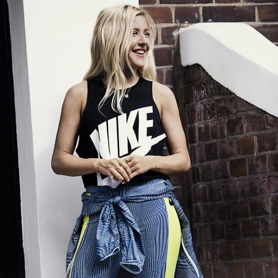 The 3 Tips That Keep Ellie Goulding in Shape