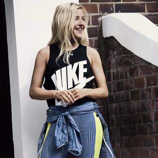 Ellie Goulding's Workout Tips