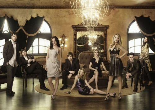 Cell Phone Quiz For The CW's Gossip Girl
