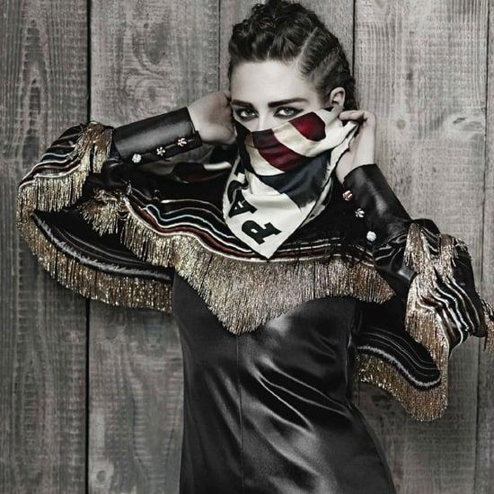Kristen Stewart Chanel Campaign   Video