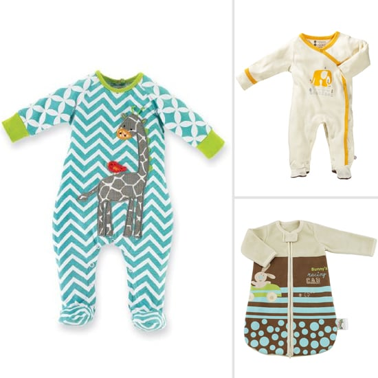 Super Snuggly Unisex Baby Sleepers