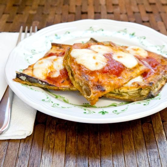 Kid-Friendly Oven-Baked Eggplant Parmesan