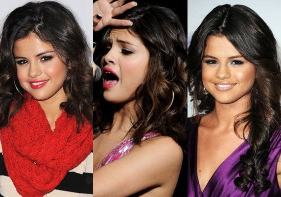 Which Lipstick Colour Do You Like Most on Selena Gomez?
