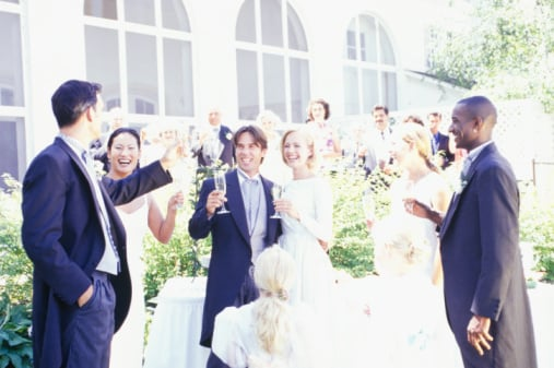 Where Do You Stand: Wearing White to a Wedding