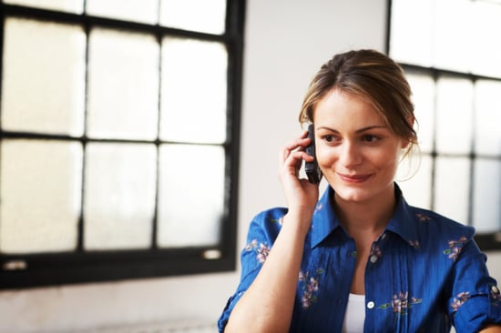 A Mother's Phone Call Can Reduce Stress as Much as a Hug