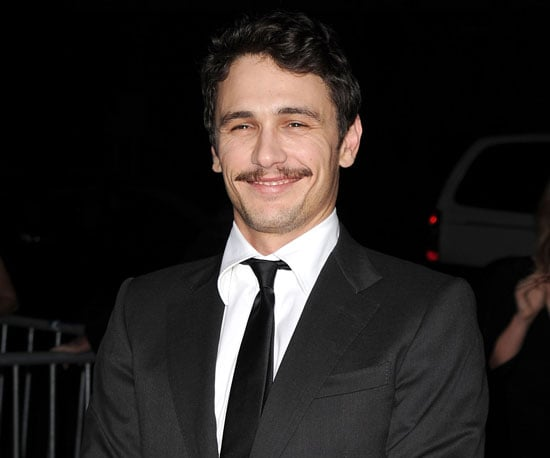 Slide Picture of James Franco at the LA Premiere of 127 Hours