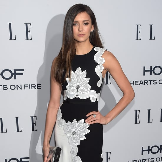 Celebrities at Elle's Women in Television Event January 2016