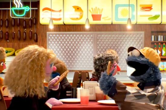 Sesame Street Parodies Meg Ryan's Orgasm Scene From When Harry Met Sally: Watch!