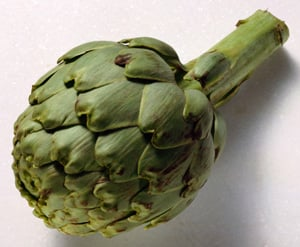 Artichokes Are Good For You and In Season Now