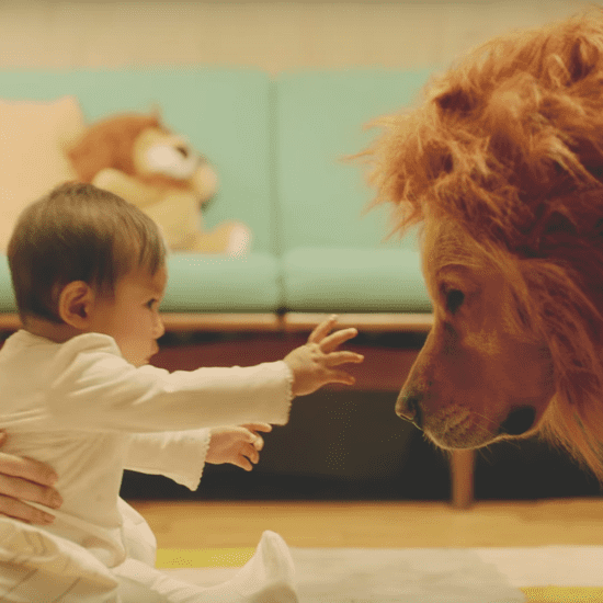 Amazon Japan Video With Dog and Baby