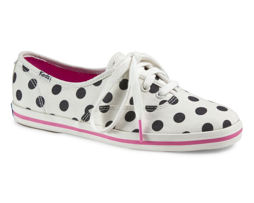 Keds For Kate Spade Means Our Sneaker Obsession Will Continue Into 2013