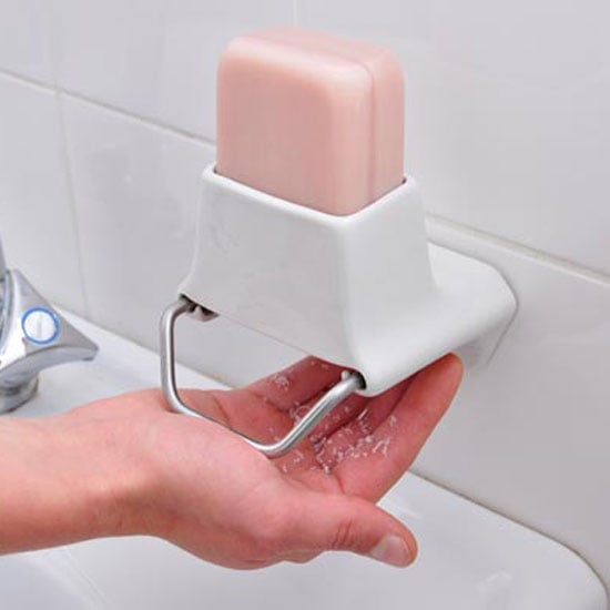 The Ecological New Way to Use Soap