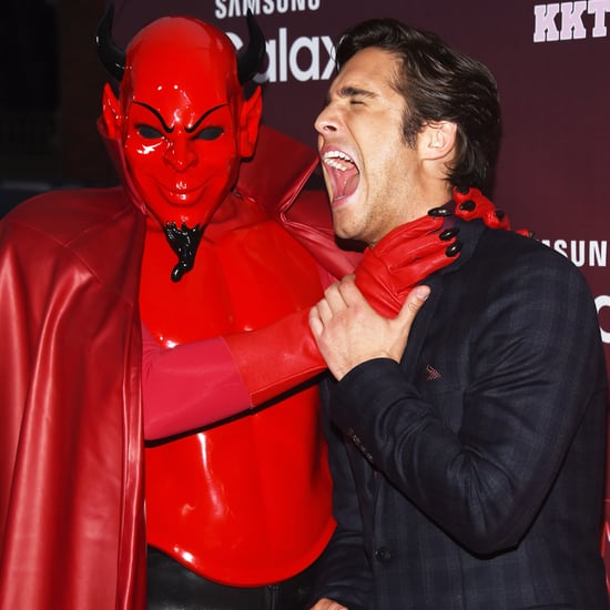 Diego Boneta at Scream Queens Premiere 2015