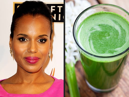 Celebrity Smoothies and Juices: The Stars Reveal Their Healthiest Drinks