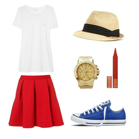 Bastille Day Outfit Ideas