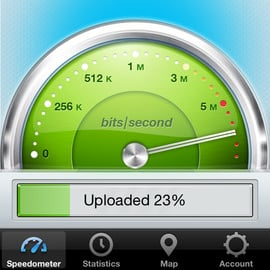 iPhone Speed Test