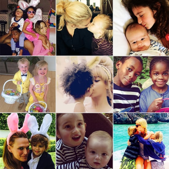 Ivanka, Jessica, Gwyneth, and More Celeb Moms Shared Some Sweet Snaps of Their Tots This Week!