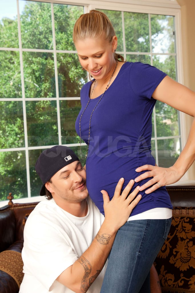 Kevin and Victoria Get Playful With a Pregnancy and PDA-Filled Photo Shoot!