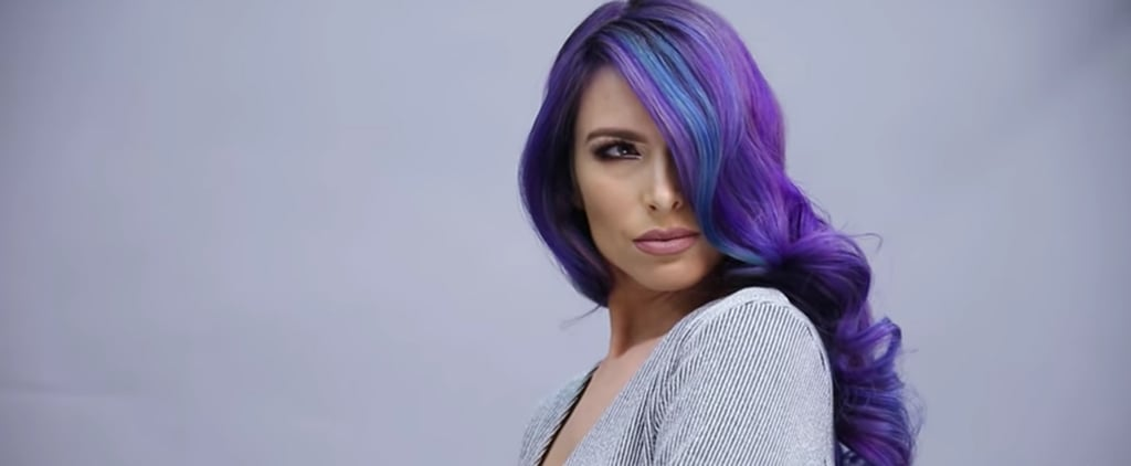 Jewel-Toned Hair Is the Hidden Style Gem You Need to Try For Summer