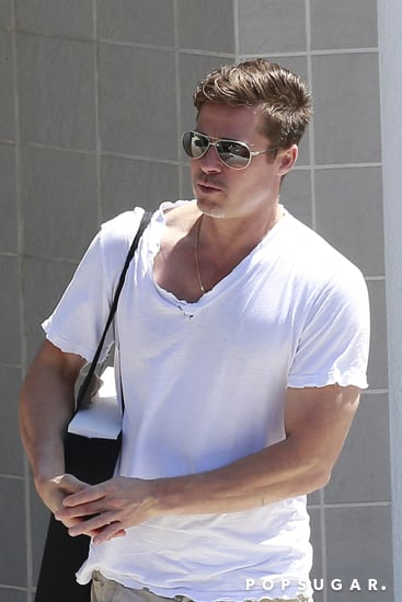 celebrityBrad-Pitt-Gets-Parking-Ticket-Pictures