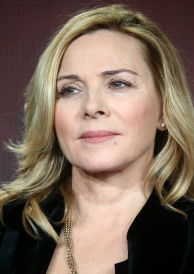 Teen Driver Crashes Into Kim Cattrall's House