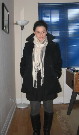 Look of The Day: Baby It's Cold Outside!