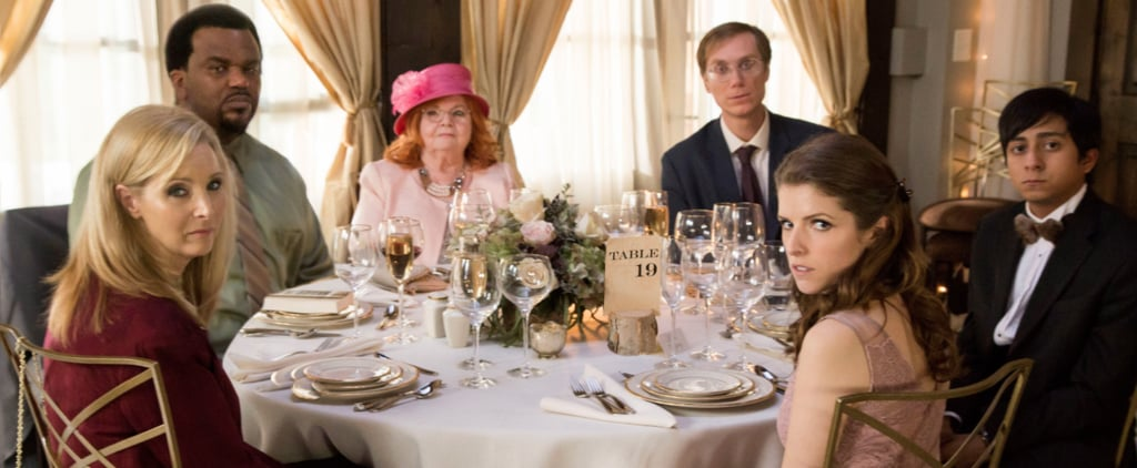 Don't Even Try to Resist the Trailer For Table 19, Anna Kendrick's Wedding Romantic Comedy