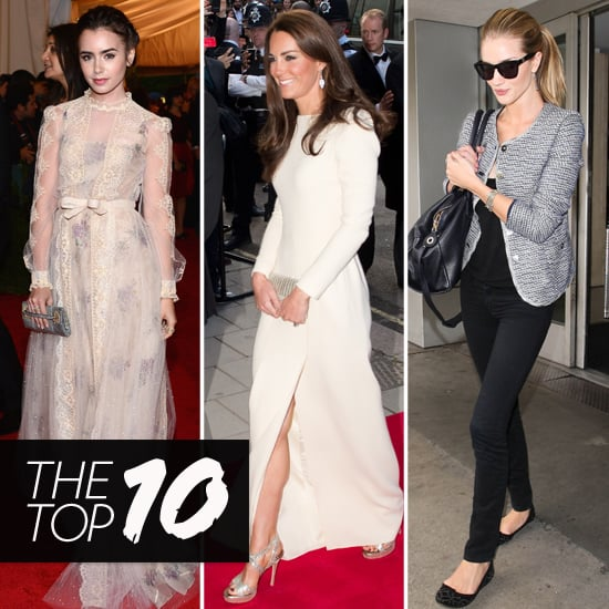 Best British Celebrity Style May 7 2012