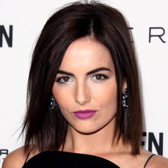 Camilla Belle Without Bangs 2014