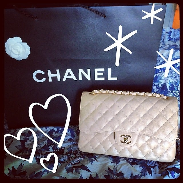 Some New Chanel to Love Hashtagged #helovesme