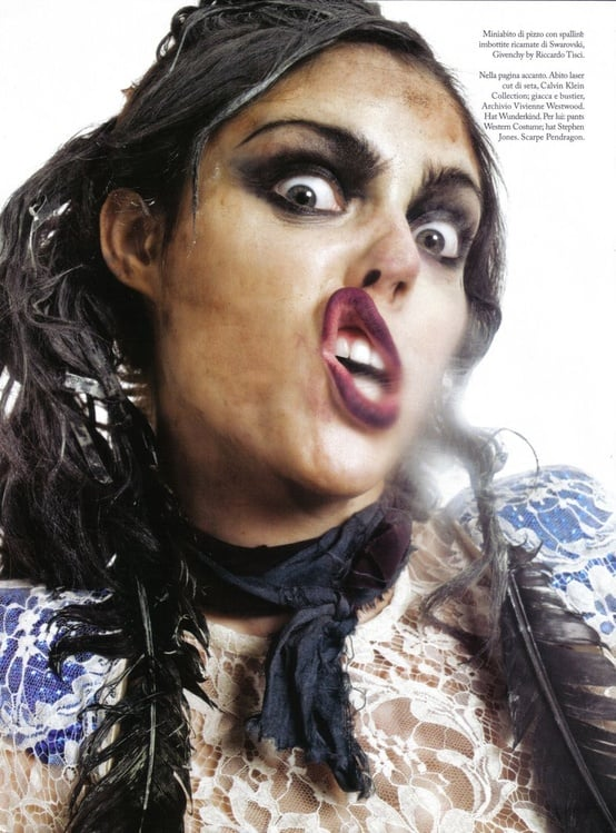 Vogue Italy September 2009