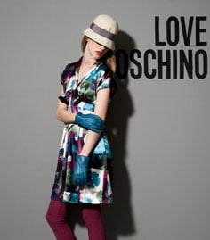Moschino Jeans Is Rebranded As Love Moschino