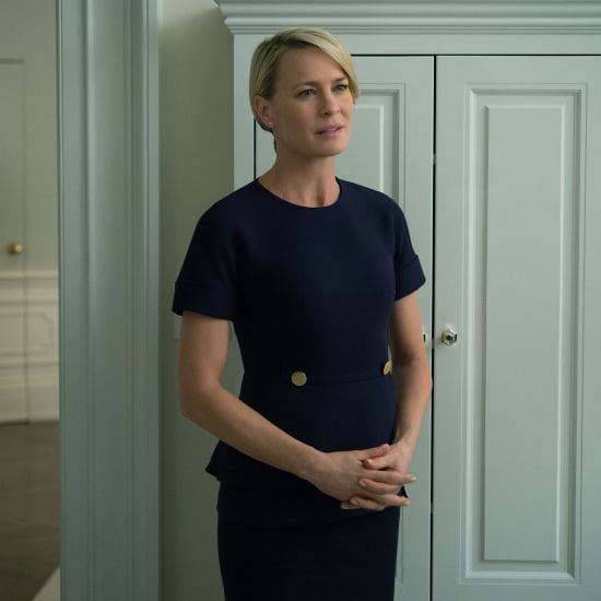 Celebrate Robin Wright's Birthday With These Flawless Claire Underwood Outfits