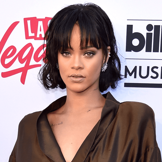 Rihanna's Hair and Makeup at the 2016 Billboard Music Awards