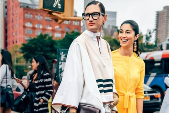 J.Crew President Jenna Lyons Answers Fashion Questions