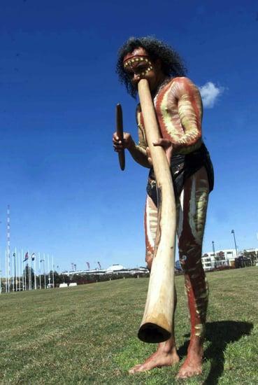 Aborigines Upset Over Inclusion of Didgeridoo in Daring Book for Girls