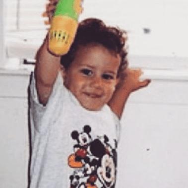 Flashback Photos of Nick Jonas on Instagram