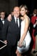 Karlie Kloss got chummy with Michael Kors at the amfAR New York Gala on Wednesday.