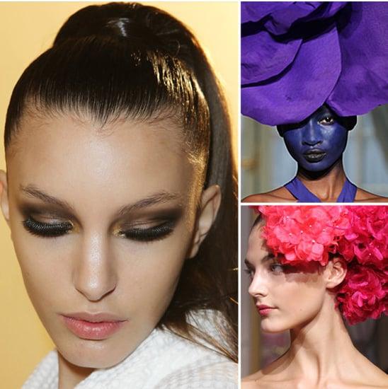2012 Paris Couture Fashion Week Beauty Wrap-Up